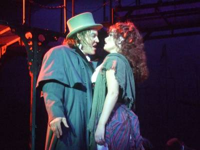 a review of the jekyll and hyde musical Editor's note: though the song lineup has changed a bit this seems the right moment, to add our synopsis of the 1997 review, so here goes   the songs from jekyll & hyde seem to tell it all  .