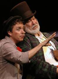 Roar of the Greasepaint at Starlight Musical Theatre with Stephen Reynolds