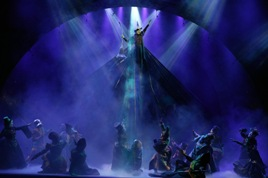 The Broadway musical Wicked (2) (c) Joan Marcus