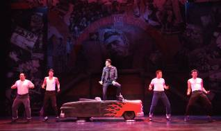 Kenickie and the Burger Palace Boys
