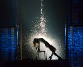 Emily Padgett as Alex Owens, Flashdance The Musical Photo by Kyle Froman