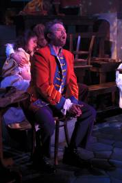 Jean Valjean at the Barricade