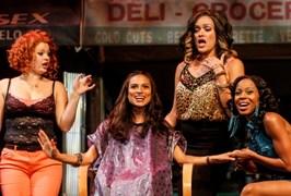 Heights 124 L-R Krista Barnes, Chelsea Diggs-Smith, Susanna Peredo Swap, Danielle Mone' Truitt - photo credit Daren Scott005