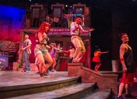 Heights 48 Desmond Newson (center raised platform) - photo credit Daren Scott016