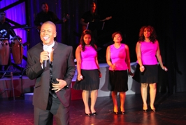 Lawrence and Ladies of Motown