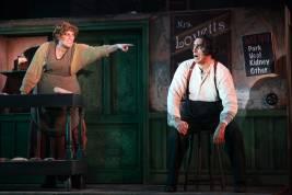 Sweeney and Mrs. Lovett