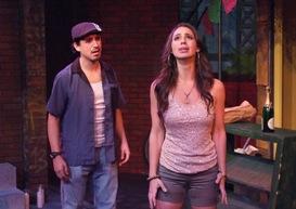 Photo 11 - (l to r) Michael Torrenueva (Usnavi) and Valeria Maldonado (Vanessa)  IH_B0348 copy