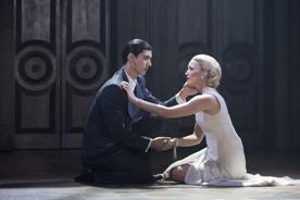 Sean-MacLaughlin-and-Caroline-Bowman-in-Evita