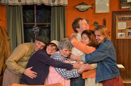 Family Hug w_Jo_'Joinin' in the Love Fest!'