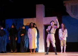 Passion play Hitler Group