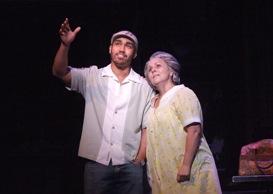 Usnavi & Abuela