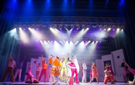 MAMMA MIA! North American Tour Cast Photo by Kevin Thomas Garcia, 2013 (2)