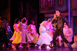Now celebrating the 54th Anniversary of its Broadway premiere Bye Bye Birdie features one instantly recognizable sing-along-able hit after another ...  sc 1 st  StageSceneLA & StageSceneLA