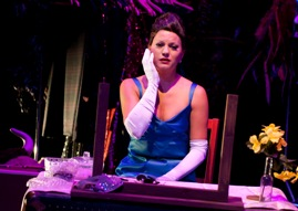 Nicole Cassesso in Gypsy at The GEM THEATER