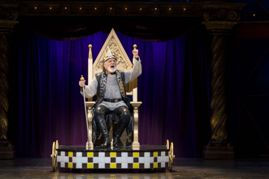 Segerstrom Center - John Rubinstein as Charlemagne in the national touring production of PIPPIN - Photo by Terry Shapiro_14