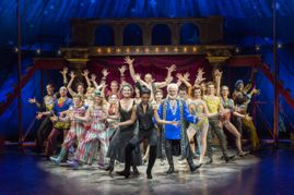Segerstrom Center - The cast of the national touring production of PIPPIN - Photo by Terry Shapiro_16