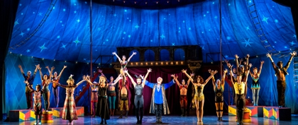Segerstrom Center - The cast of the national touring production of PIPPIN - Photo credit Terry Shapiro_5