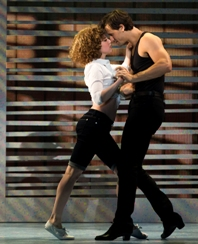 Segerstrom Center - Jillian Mueller (Baby) and Samuel Pergande (Johnny) in the North American tour of DIRTY DANCING – THE CLASSIC STORY ON STAGE - Photo by Matthew Murphy_8