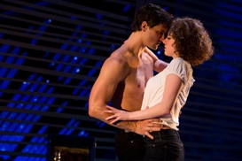 Segerstrom Center - Samuel Pergande (Johnny) and Jillian Mueller (Baby) in the North American tour of DIRTY DANCING – THE CLASSIC STORY ON STAGE - Photo by Matthew Murphy_10