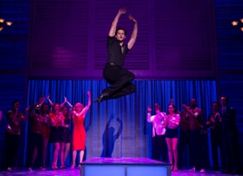 Segerstrom Center - Samuel Pergande (Johnny) and the company of the North American tour of DIRTY DANCING – THE CLASSIC STORY ON STAGE. - Photo by Matthew Murphy_5