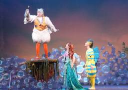 Scuttle, Ariel & Flounder