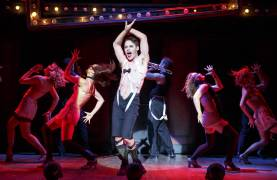 2-Randy-Harrison-as-the-Emcee-and-the-2016-National-Touring-cast-of-Roundabout-Theatre-Companys-CABARET-Photo-by-Joan-Marcus
